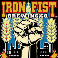 Iron Fist Brewing Co Logo