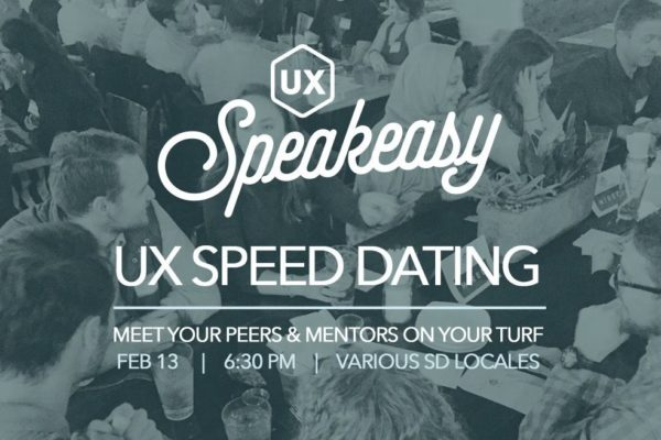 UX speed dating
